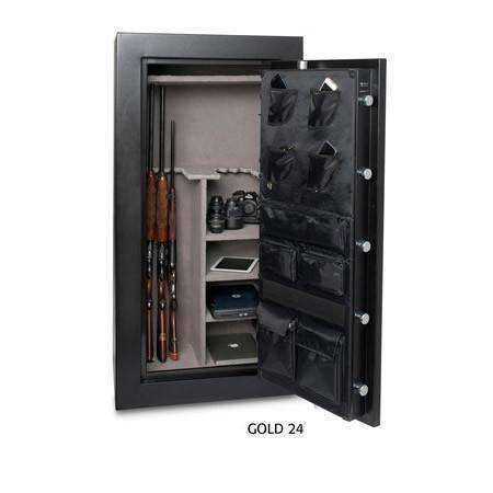 SoCal Safes International Fortress Gun Safe - Gold 24