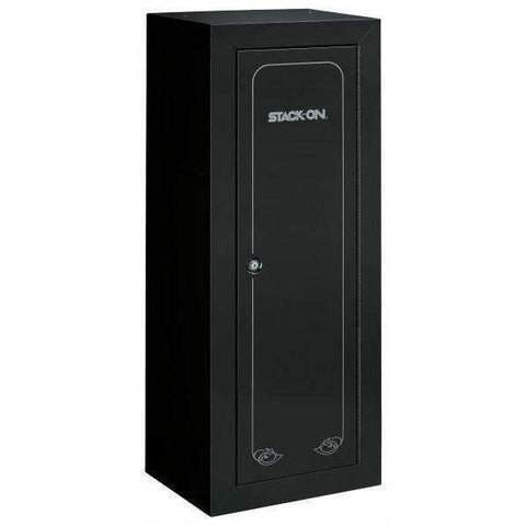 Stack-On 22-Gun Security Cabinet with Foam Barrel Rests - Black – GCB-1522-DS