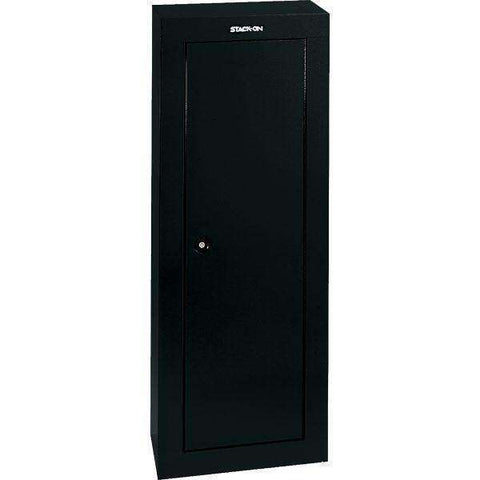 Stack-On 8-Gun Security Cabinet - Black – GCB-908-DS