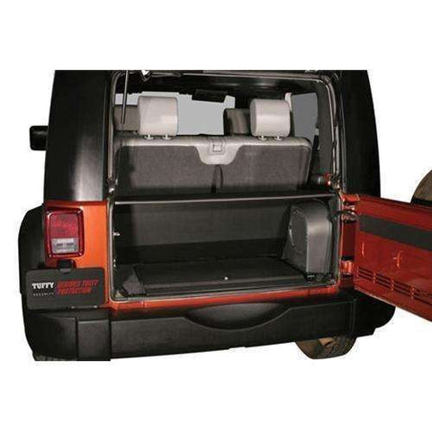 Tuffy - 2007-2010 JK Security Tailgate Enclosure - T-286