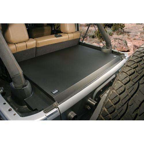 Tuffy - 2011+ JK Deluxe Security Deck Enclosure - T-326