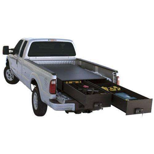 "Tuffy - 62""L x 10""H - Heavy Duty Truck Bed Security Drawers"