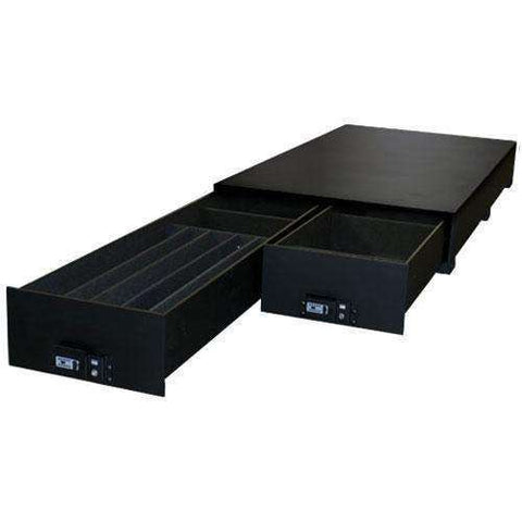 "Tuffy - 62L x 14""H - Heavy Duty Truck Bed Security Drawers"