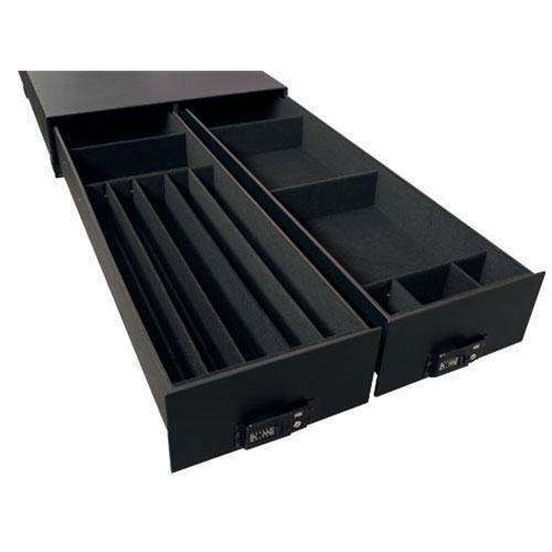"Tuffy - 92""L x 10""H - Heavy Duty Truck Bed Security Drawers"