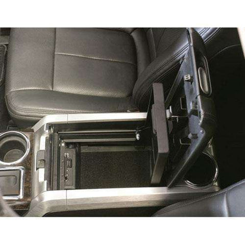 Tuffy - Ford F150 2009-2014 Security Console Safes - T-315