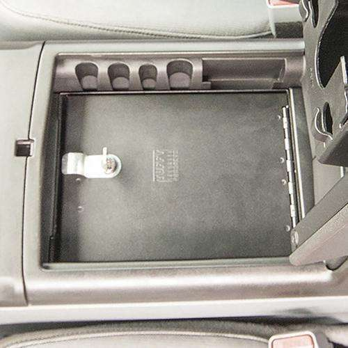 Tuffy - Ford F150 XLT 2009-2014 Security Console Safes - T-334