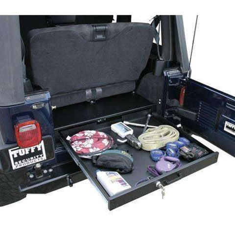 Tuffy - Full Length Underseat Jeep Drawer - T-130
