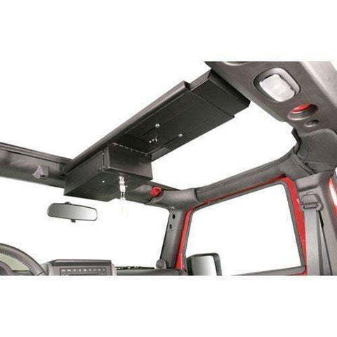 Tuffy - Jeep JK Single Compartment Overhead Console - T-142