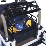 Tuffy - Jeep Rear Cargo Storage Cage - T073