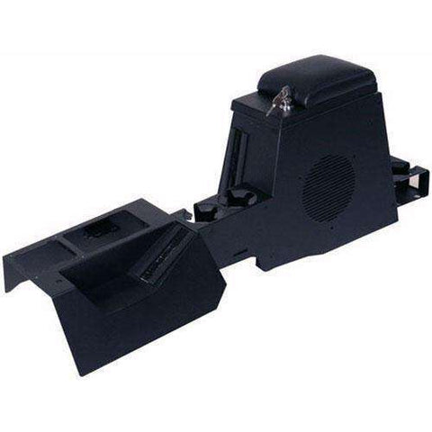 Tuffy - Jeep TJ Speaker Full Security Console Safes - T-066