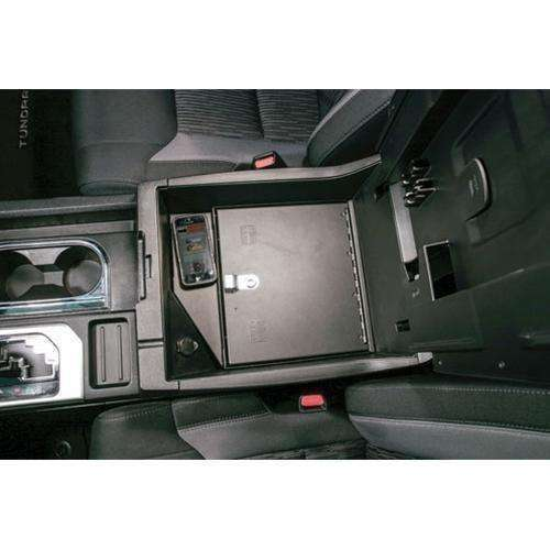 Tuffy - Toyota Tundra 2014-Current Security Console Safe - T-323