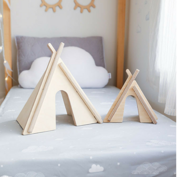 Tribal Teepee Set