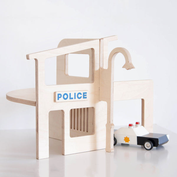 Sarge the Police Station