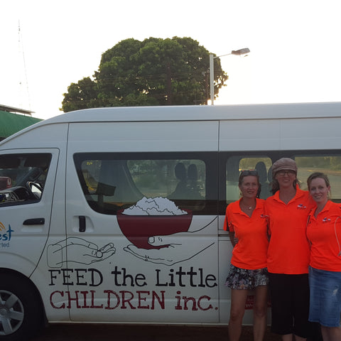 Feed The Little Children l Pearls For Purpose l Broome Jewellery Helps Feed Kids l Conscious Shopping