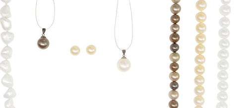 Shell Based Pearls