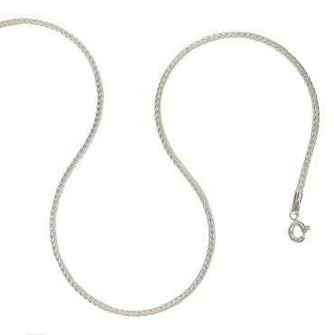 Sterling Silver Chain 'Xena' - The Courthouse Collection