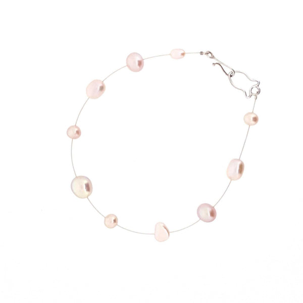 Hailey Special Pink - Bracelet - The Courthouse Collection