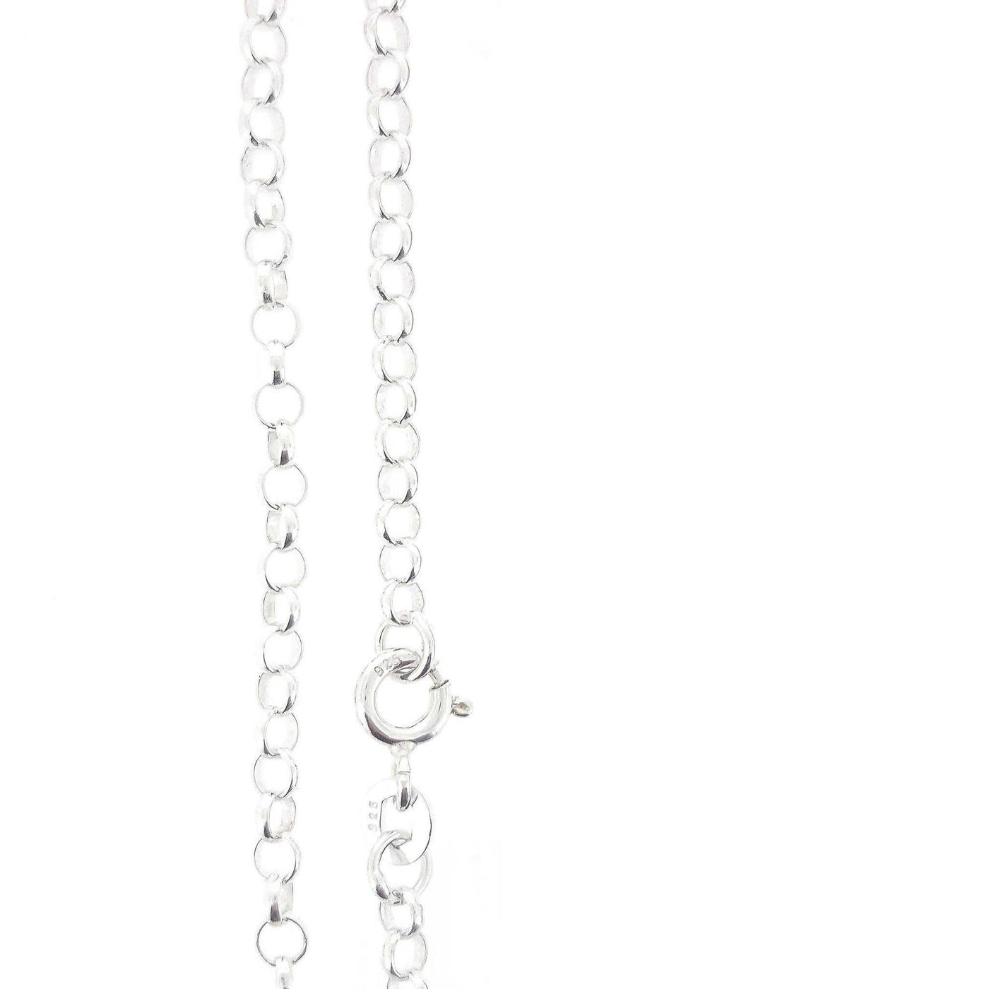 Sterling Silver Chain - Belch - The Courthouse Collection