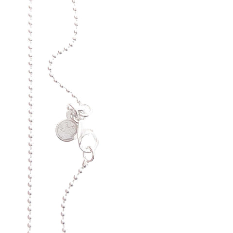 Sterling Silver Chain - Bubble