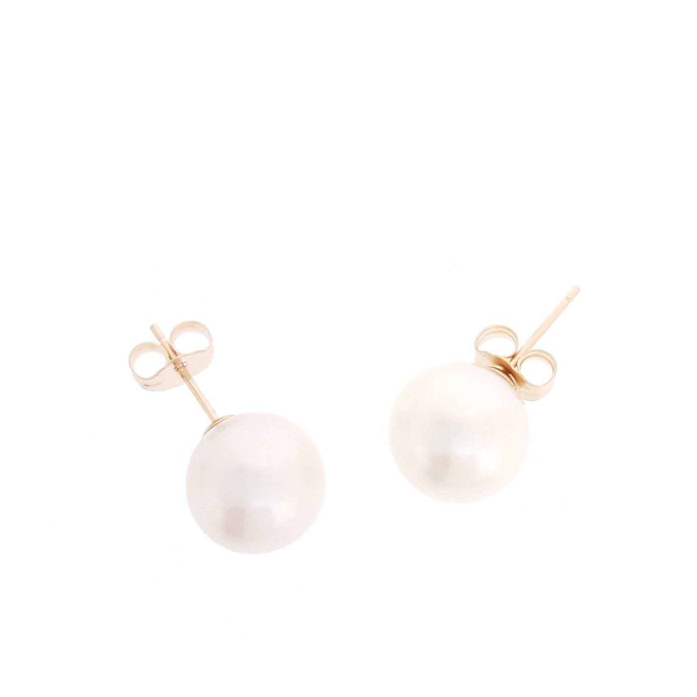Pearl Studs - The Courthouse Collection