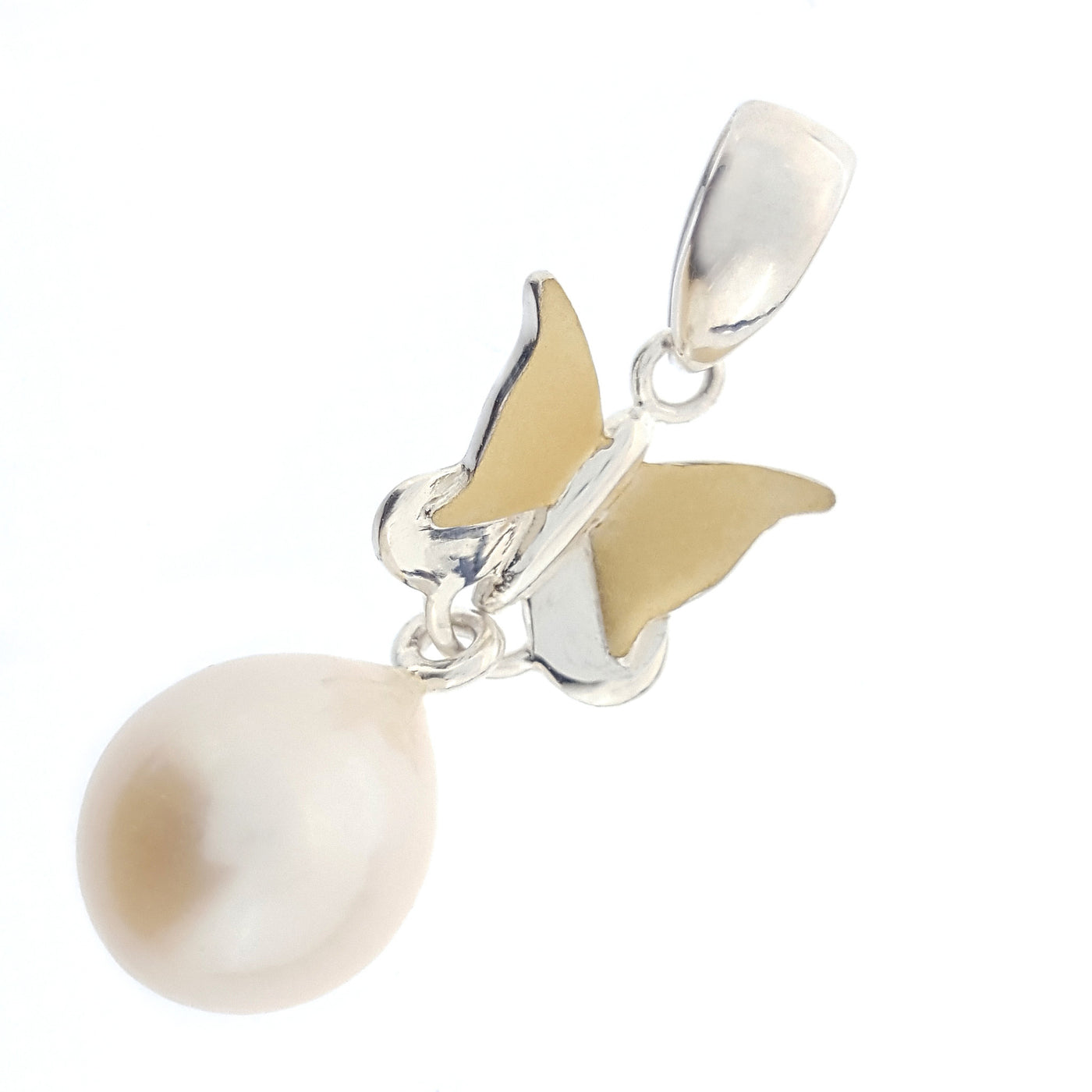 Pearl Drop Earrings - The Courthouse Collection