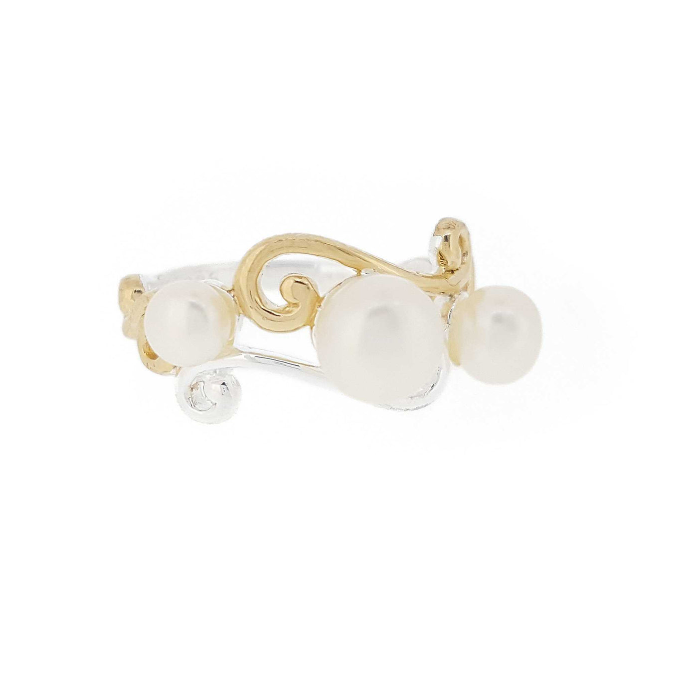 Pearl Ring 'Renaissance' Highlight - The Courthouse Collection