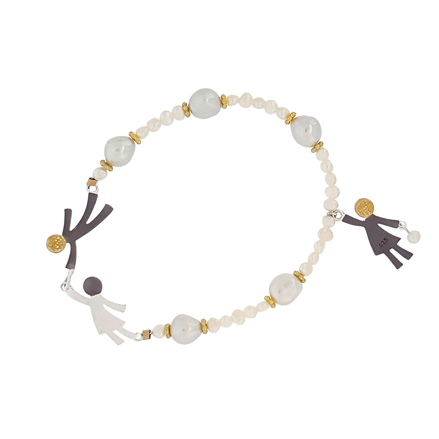 Ruby Bracelets 'Playing Amongst Daisies' - The Courthouse Collection