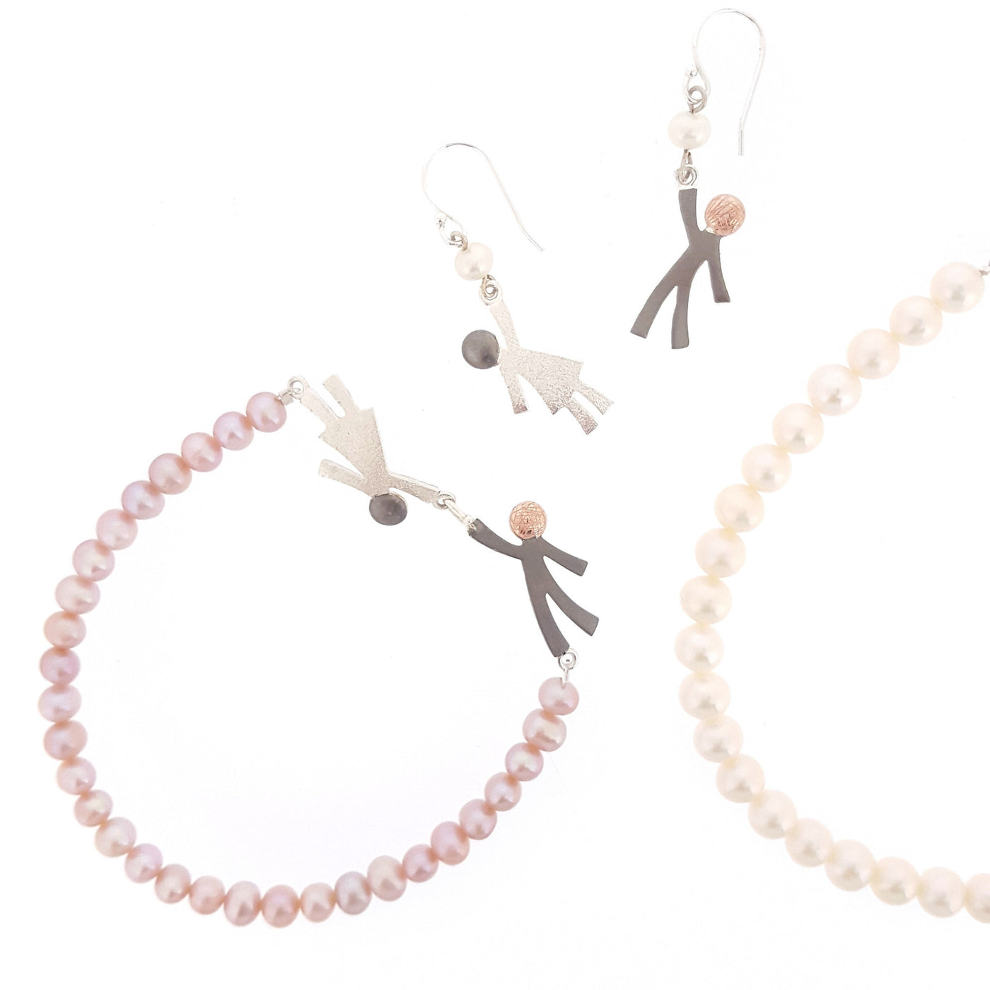 Ruby and Oliver Bracelet 'Sweet Luxe' - The Courthouse Collection