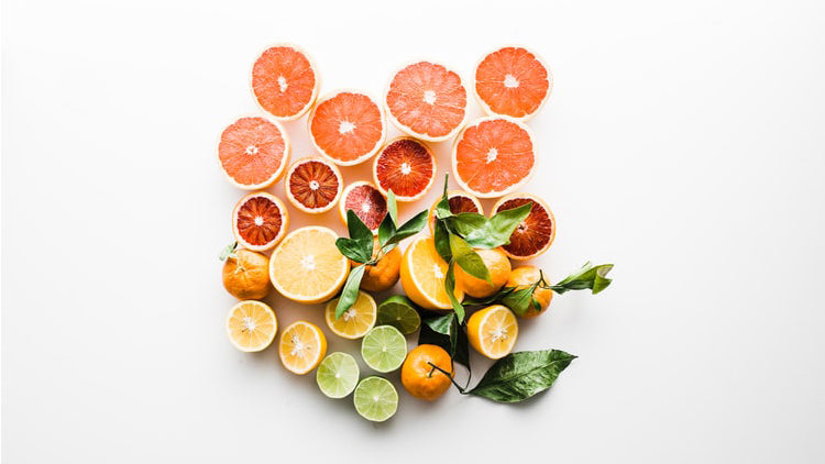 antioxidants, citrus, fruit, color, health, skin, benefits, akar skin