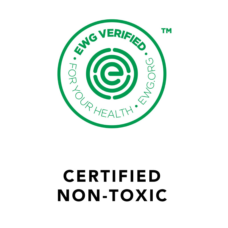 EWG Verified, safe, healthy, non-toxic, certification