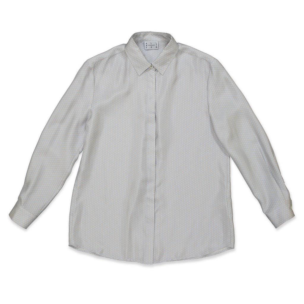 Light Blue Armor Womens Shirt - All At Sea Cph