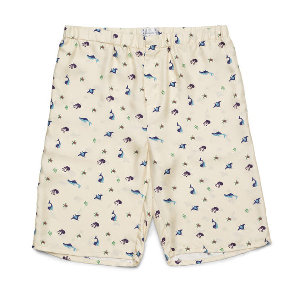 Deep Sea Silk Shorts