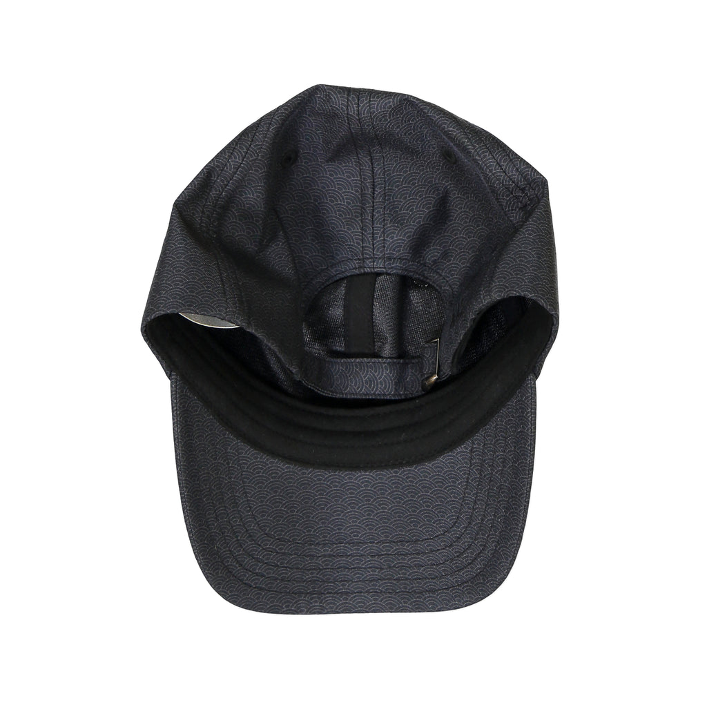 Black Wave Silk Cap - All At Sea Cph