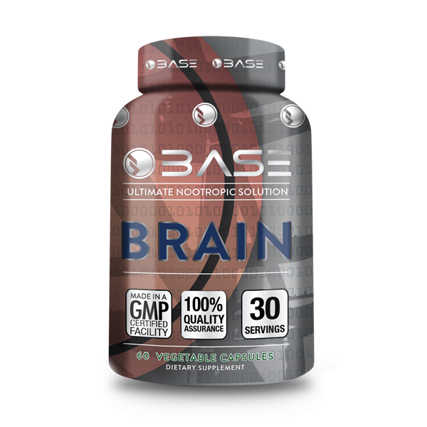 Coming Soon! BASE Brain Nootropic Formula