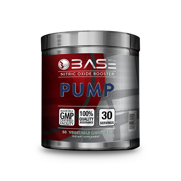 Coming Soon! BASE Pump Nitric Oxide Booster