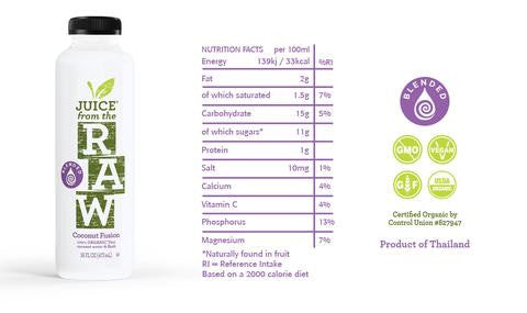 3 day Whenever Cleanse with Coconut Fusion