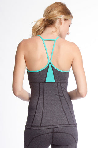 Strappy Back Athletic Tank