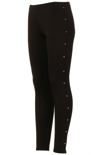 Studded Leggings