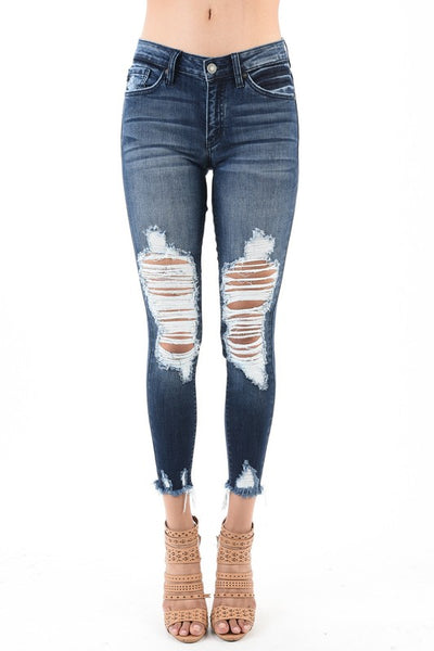 Destroyed Skinnies