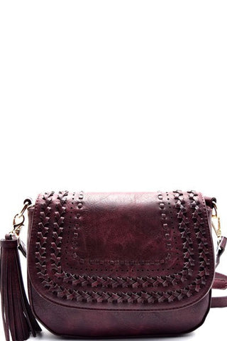 Heather Crossbody