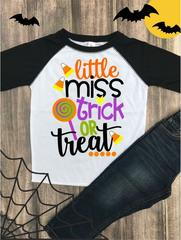 Little Miss Trick or Treat