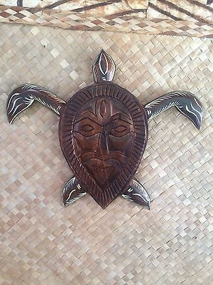 NEW Turtle Mask tiki bar Hawaii Smokin Tikis