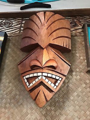 New Swampy Tiki Mask by Doug Horne and Smokin' Tikis Hawaii 1211f FREE SHIPPING*