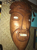 New Kon Tiki style Tiki Mask Smokin' Tikis Hawaii 1211f