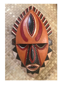 New PNG style Tiki Mask by Smokin' Tikis Hawaii PNG 1