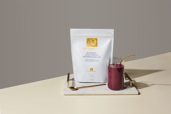 AQ RECIPE: Very berry smoothie