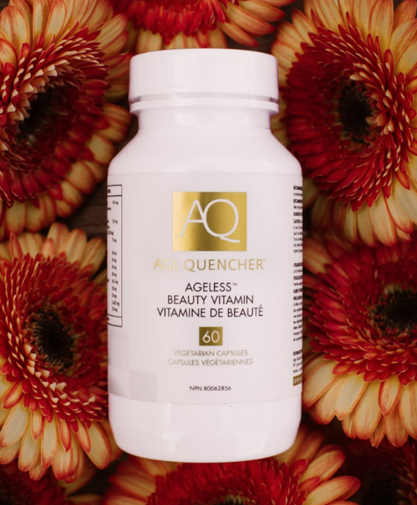 A BEAUTIFUL MIND X AGELESS ANTIOXIDANT CAPSULES