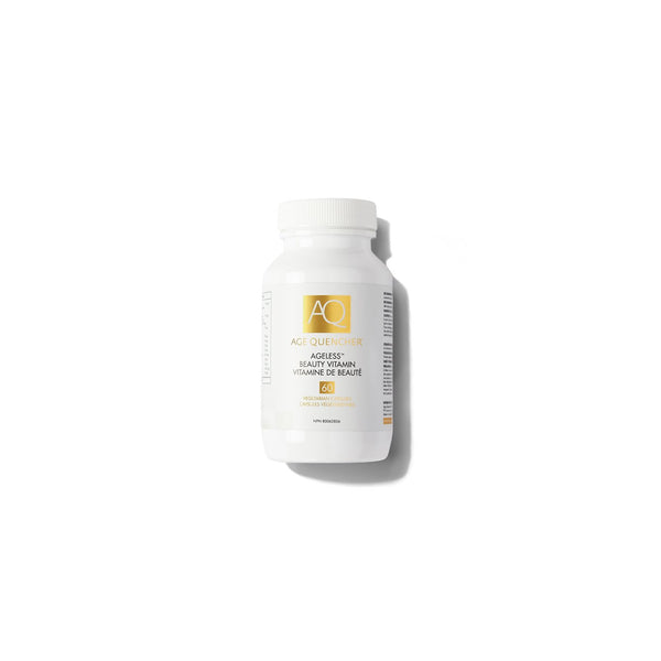 AGELESS™ Antioxidant Vitamin - AGE QUENCHER™ Solutions USA