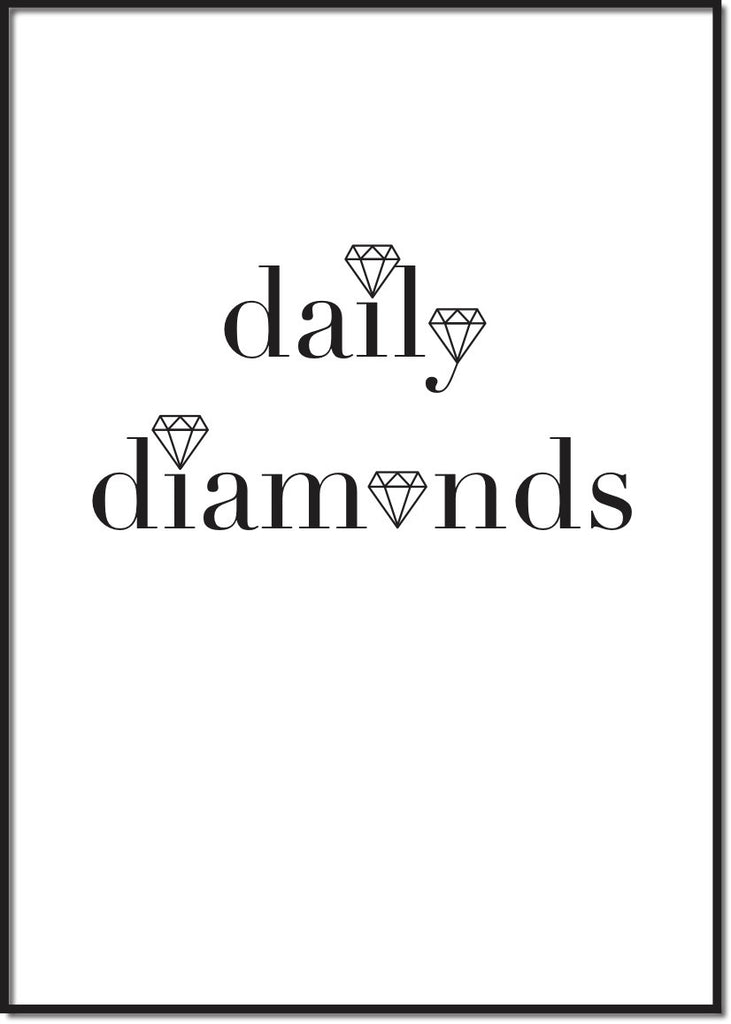 Daily diamonds