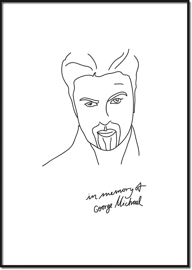 In memory of George Michael